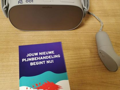 Virtual Reality: Chronische pijnbestrijding