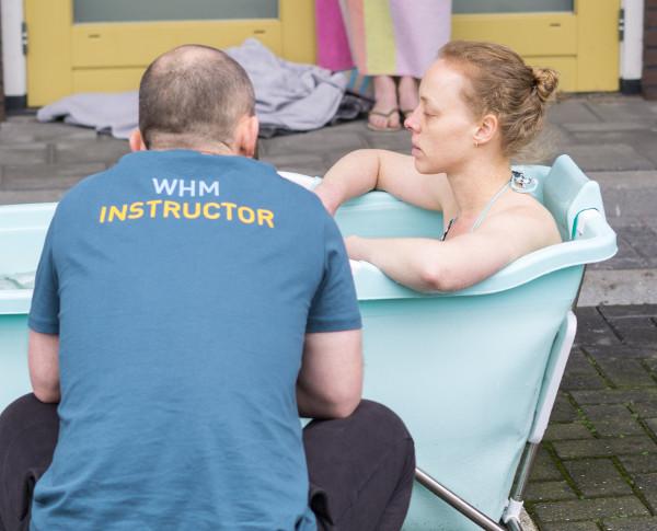 Wim Hof Fundamental Workshop