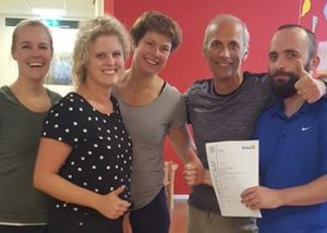 Team Spectrum Leeuwarden